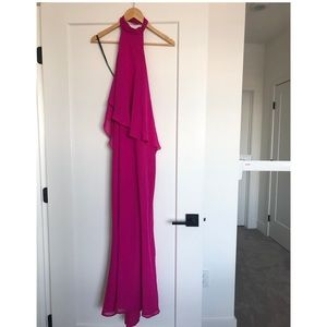 "High neck ""Megan Markle"" maxi dress"